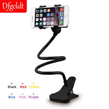 Very strong and sturdy easy to attach to tables fits my samsung galaxy 8 phone. 2020 Universal Phone Holder For Iphone Long Arm Flexible Lazy Stand For Huawei Samsung Clip Bed Desk Tablet Gooseneck Bracket Stents From Mart007 3 97 Dhgate Com
