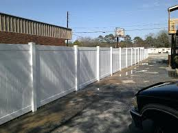 vinyl fencing for your property the fence company fences columbia sc guardian residential fence company columbia sc r46