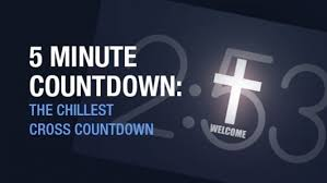 Dym 5 Minute Countdown The Chillest Cross Countdown