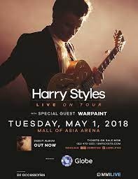 The 'Harry Styles: Live on Tour ...
