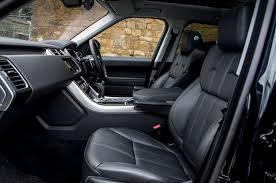 ... Range Rover Sport Interior  Autocar