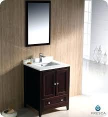 24 inch bathroom vanity inch bathroom vanity oxford single inch transitional bathroom vanity set mahogany bathroom