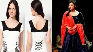 Kalamkari Churidar Neck Designs For Stitching 30 New Indian Fashion Churidar Neck Designs In 2019