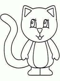 Small Picture 28 best Cat Coloring Pages images on Pinterest Kindergarten