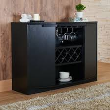 contemporary bar furniture. Xanthene Bar With Wine Storage Contemporary Furniture D