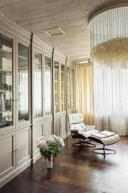 Home Designs: White Eames Lounge Chair - Art Deco