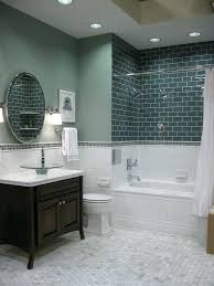 Glass Tile Bathroom Designs Custom Design Inspiration