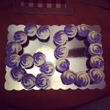 10 60th Birthday Cupcakes Designs Photo 60th Birthday Cupcake Idea