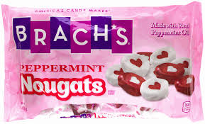 The hardest part is waiting for the sugar to reach the proper temperature. Brachs Nougat Candy Recipe