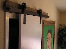 Door: White Sliding Doors And Agave Ironworks Barn Door Rolling ...