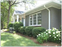 black painted houses exterior colour schemes for brick houses house painting walls white painted black paint