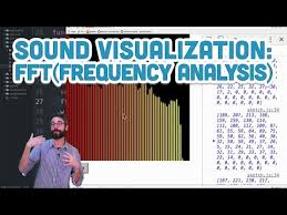 17 11 Sound Visualization Frequency Analysis With Fft P5 Js Sound Tutorial