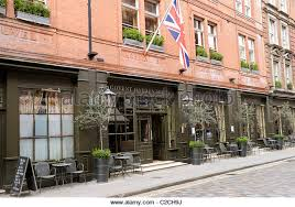 covent garden hotel london. The Covent Garden Hotel In Monmouth Street, London, England - Stock Image London A