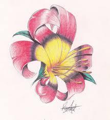Art Flower Tattoo