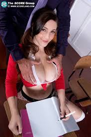Coed Noelle Easton finds her teacher can t keep his hands off her.