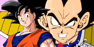 Dragon Ball Z Power Chart Dragon Ball Z Every Time Vegeta Became Stronger Than Goku