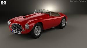 360 View Of Ferrari 166 Mm Barchetta 1948 3d Model Hum3d Store