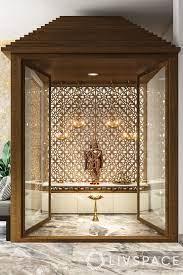 10 modern pooja room door designs that