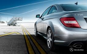 Mercedes-Benz C-Class Coupe two-door coupe wallpaper 30901 ...