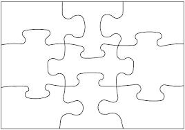 Puzzle Invitation Template