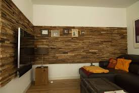 Holz Deko Modern Wohndesign