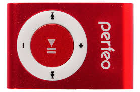 MP3 <b>плеер Perfeo VI-M001 Music</b> Clip Titanium 4Gb купить ...