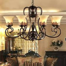 antique black wrought iron chandelier rustic arts crafts bronze wrought iron chandeliers antique black wrought iron