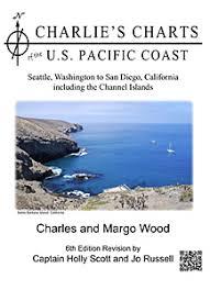 Charlies Charts Of The U S Pacific Coast