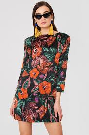 Floral Pattern Dress Custom Inspiration Ideas