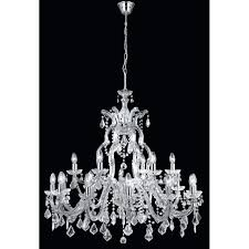 chrome crystal chandelier large crystal chandelier on chrome frame with long drop small chrome crystal chandelier