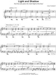 philip wesley sheet music