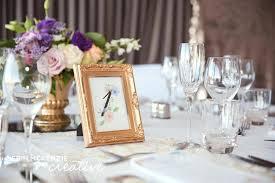 wedding table number frame gold frame table numbers wedding table number frames