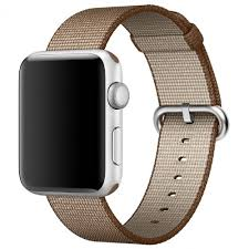 <b>Ремешок Apple</b> Woven <b>Nylon</b> Toasted для <b>Apple</b> Watch 38/40mm ...