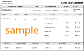 Simple Paycheck Calculator Ticket Stub Generator Pay Template Free Word Paystub Maker Mklaw