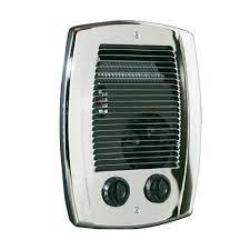 cadet com pak 1 000 watt in wall fan forced bathroom heater in