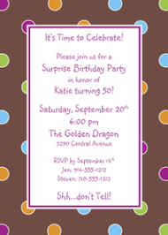 A Complete Guide to Party Invitations - Daily Party Dish