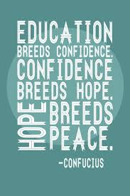 Quotes About Education Awesome Education Quote Poster Confucius Posters For Educators And