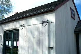 exterior glass barn doors. barn doors exterior vintage door sliding locks glass