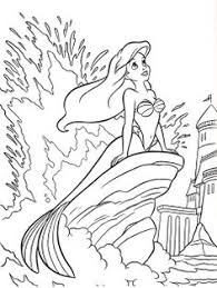 Small Picture mermaid coloring pages Little Mermaid Coloring Pages For Kids