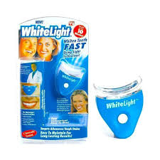 How To Use White Light Tooth Whitening System White Light Teeth Whitening Kit