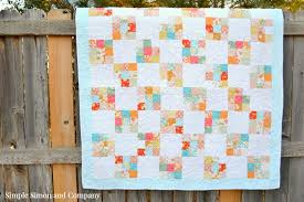 Nine Patch Quilt Block Tutorial - Simple Simon and Company &  Adamdwight.com