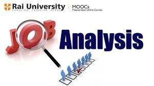 Job Analysis Job Analysis Job Description And Job Specification YouTube 2