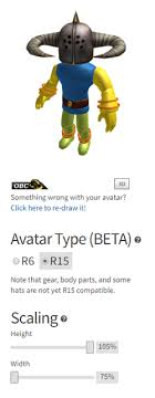 Cute aesthetic roblox avatar no face can be cute. How To Make Your Character Small In Roblox