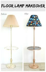 25 unique floor lamp makeover ideas on tall