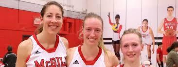 Helene Bibeau - Women's Basketball - McGill University Athletics