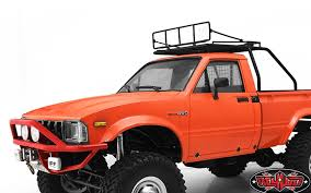 RC4WD Roll Bar / Roof Rack w/ Lightbar Frame for TF2 Mojave Body