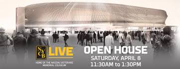 Open House Nycb Live Home Of The Nassau Veterans Memorial