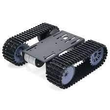 tp101 intelligent robot tank track