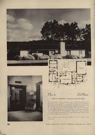 traditional house plans fresh california plan book 1946 vintage house plans 1940s