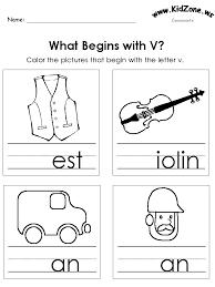 kindergarten letter sounds worksheets - great! | Learning Letters